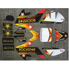 CRF50 GRAPHICS STICKERS