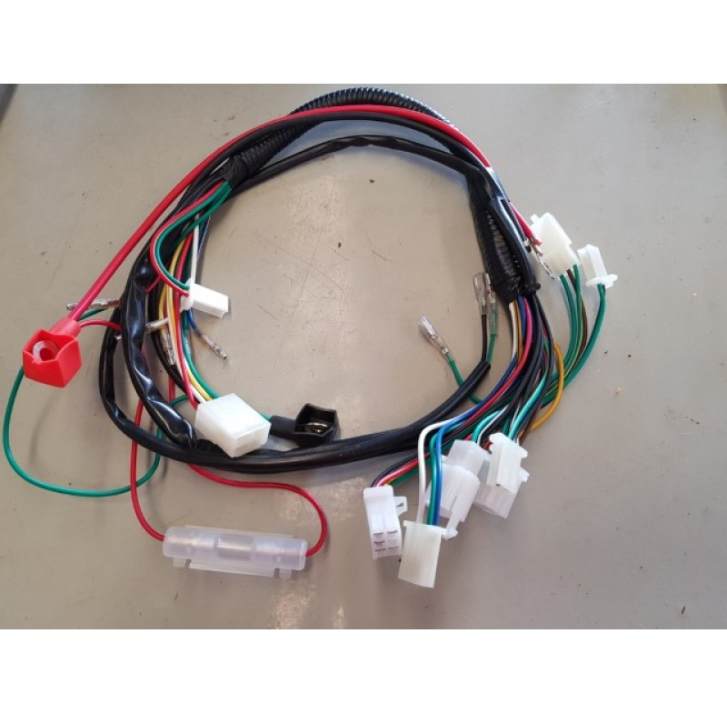 QUAD WIRING HARNESS