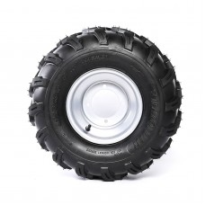 QUAD RIM AND TYRE 8""