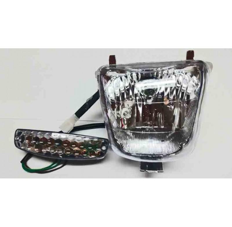 QUAD HEADLAMP & TAIL LAMP KIT